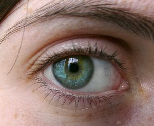 mild traumatic brain injury eye test